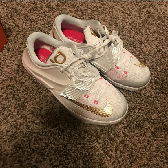 on sale 28161 c7795 nike Shoes | Kd 7 Aunt Pearl Youth Size 55 | Poshmark